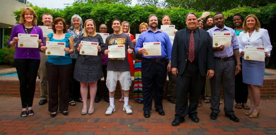 Social Media Management Graduating Class