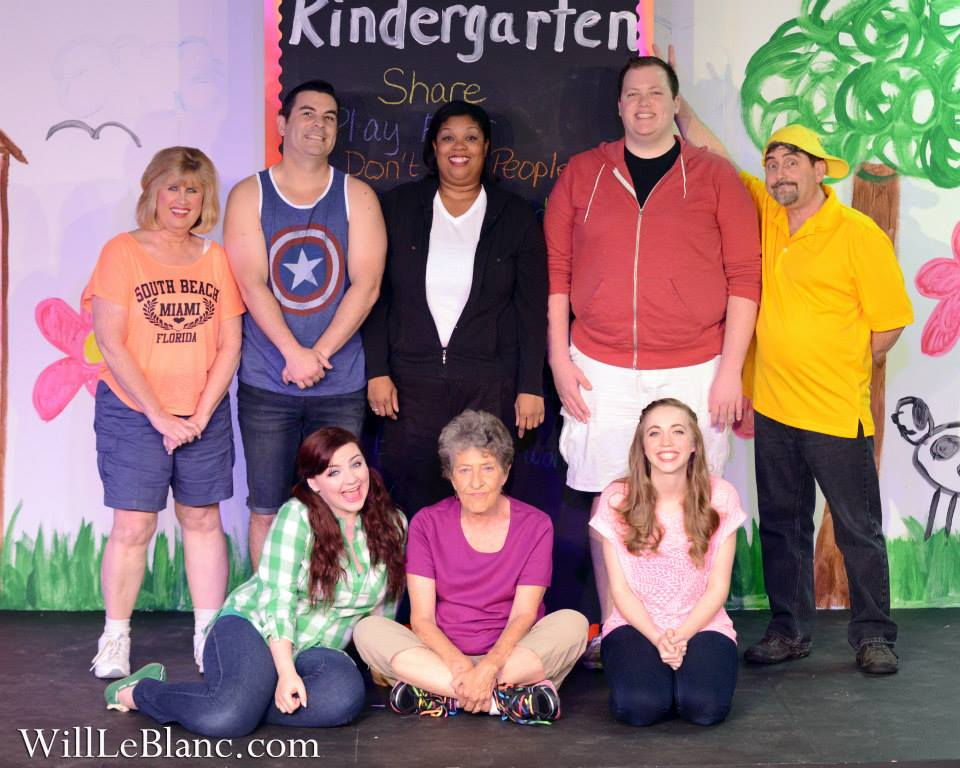 The Kindergarten Cast