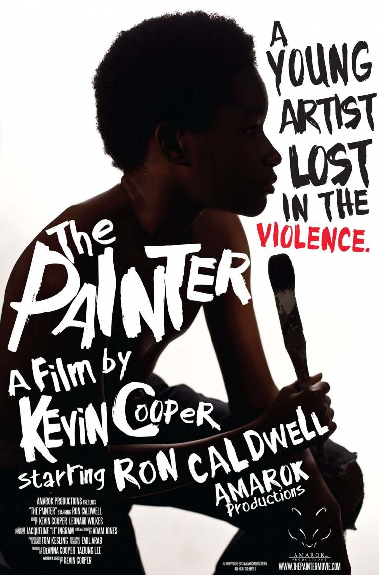 The Painter movie poster