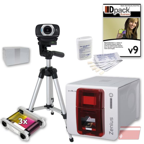 Evolis Photo ID System