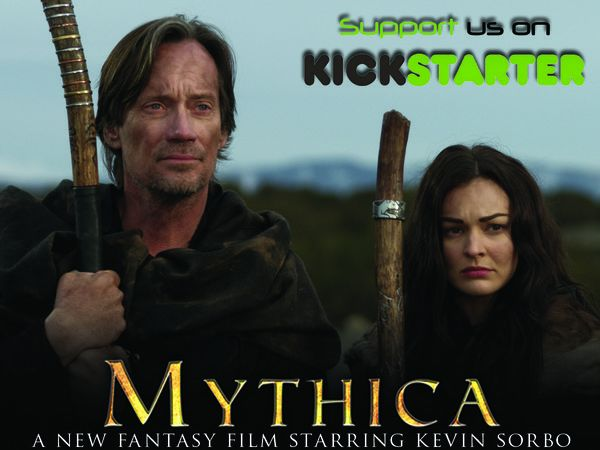 Kevin Sorbo in Mythica