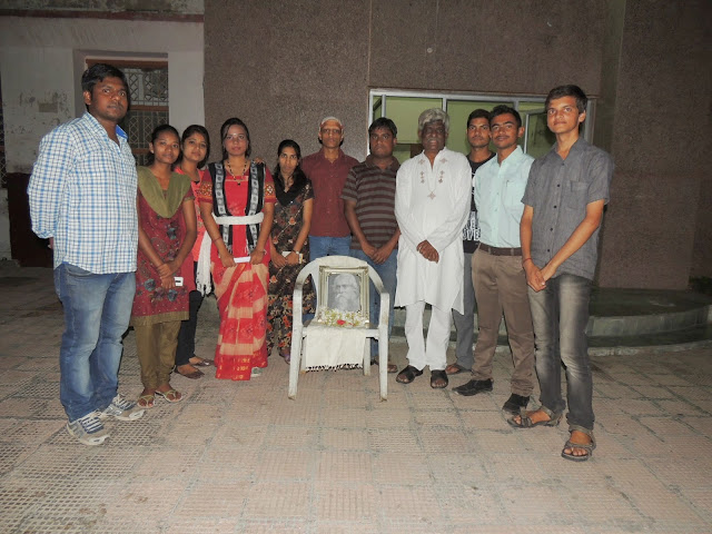 Sangam University Bhilwara Rajasthan Celebrates Rabindra Jayanti 2014