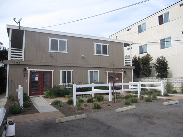 Oceanside Multifmaily Fourplex Sold