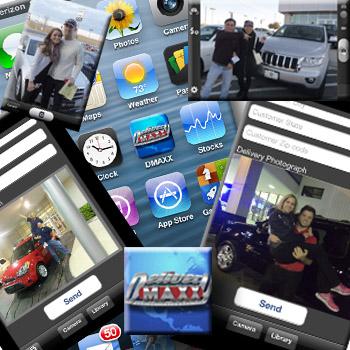 DeliveryMaxx Social Media App
