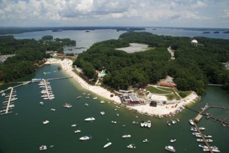 Big Crowds Expected at LanierWorld at GA's Lake Lanier Islands Over Memorial Day