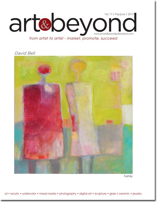 Art & Beyond May/June 2014 Cover