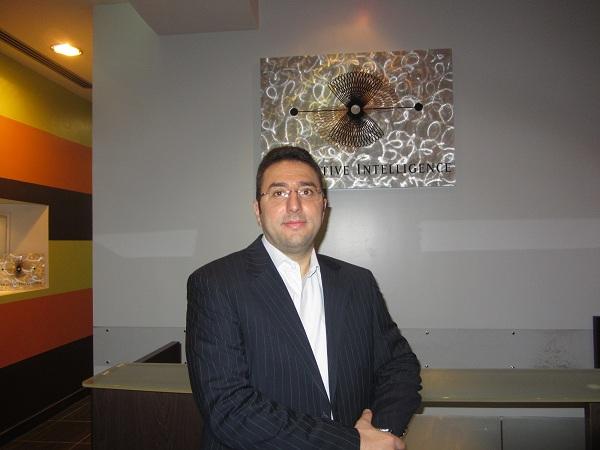 Safwat Alshawaf, territory manager, Saudi Arabia at Interactive Intelligence
