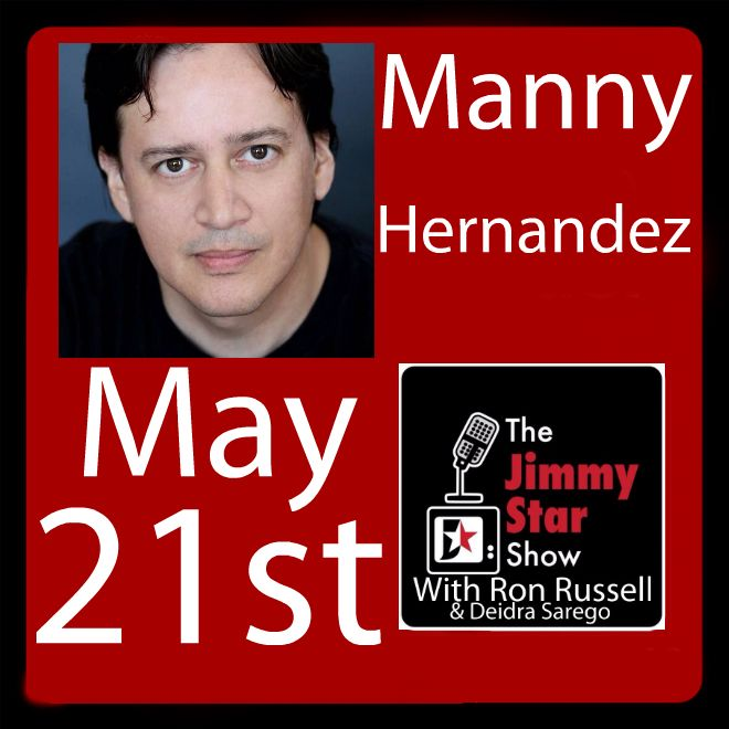 Manny Hernandez on The Jimmy Star Show