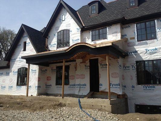 Battaglia Homes New Construction 107 E Walnut St.