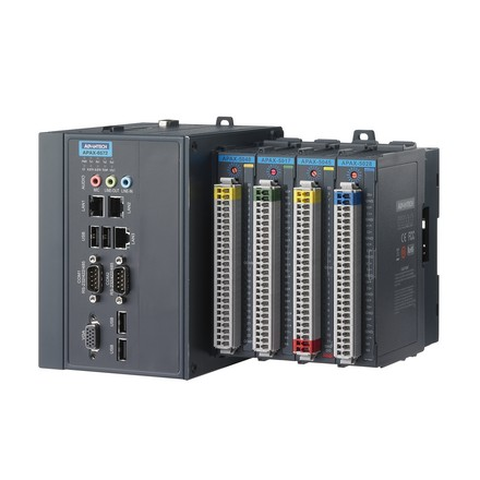 Advantech's APAX-6572 Programmable Logic Controller