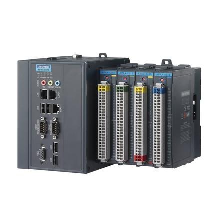 Advantech's APAX-6572 Programmable Logic Controller
