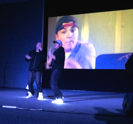 Passed Up Performing at Feel The Heat Showcase
