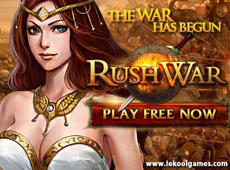 Browser Game Rushwar