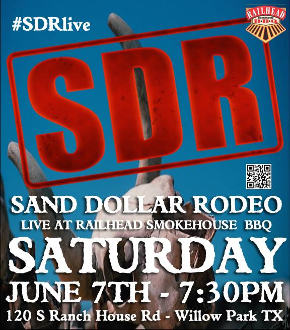 Sand Dollar Rodeo - Live at Railhead - June 7th, 2014