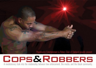 "Filpsyde's ""The Piper"" Releases ""Cops and Robbers"" Book, Audio Play, &  E.P."
