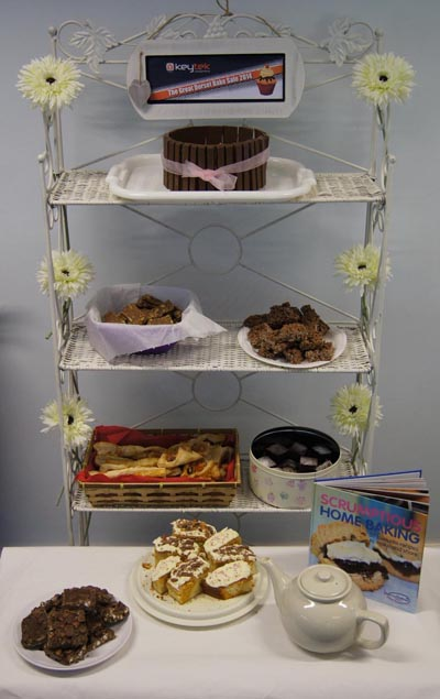 Bake Sale for Charity Diverse Abilities Plus