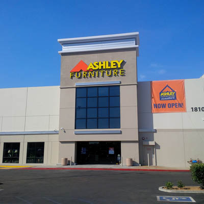 Ashley Furniture HomeStore at 1810 S. Broadway in Los Angeles