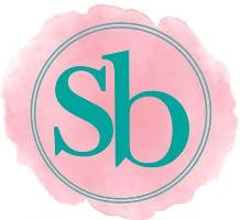 The new logo of Sheer Bliss Designs