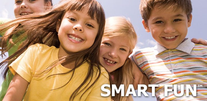 smart fun combines the relaxation of summer with academic learning