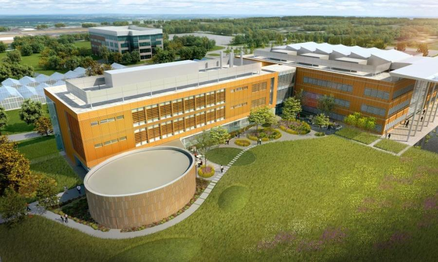 Donald Danforth Plant Science Center Expansion
