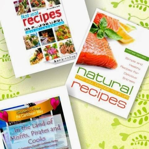 Chef Michael Bennett's other Healthy, Gluten Free cookbooks
