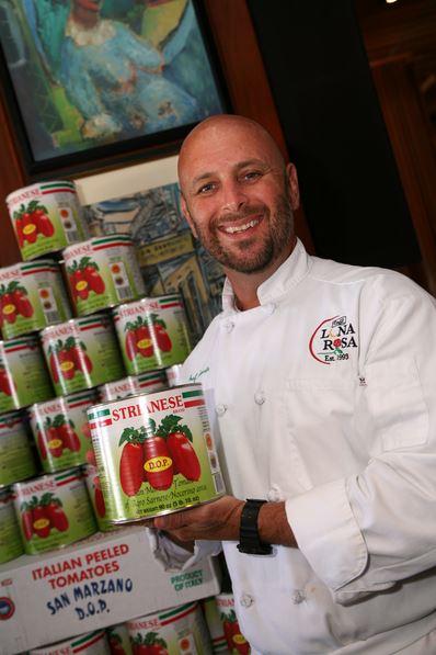 Caffé Luna Rosa Executive Chef Ernesto DeBlasi