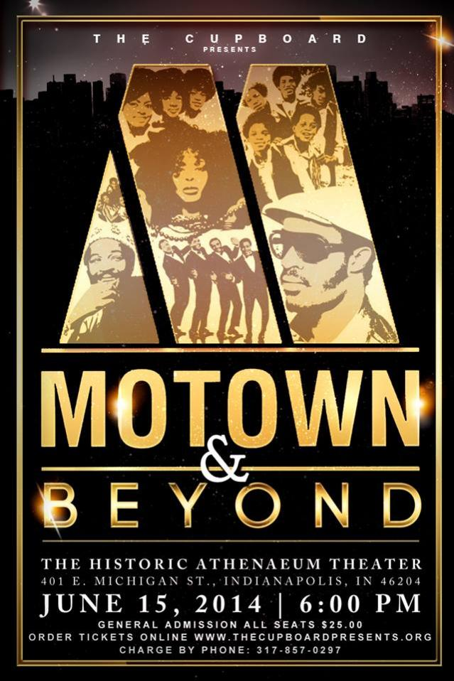 Indy will have a chance to hear some of Motown's  classic hits