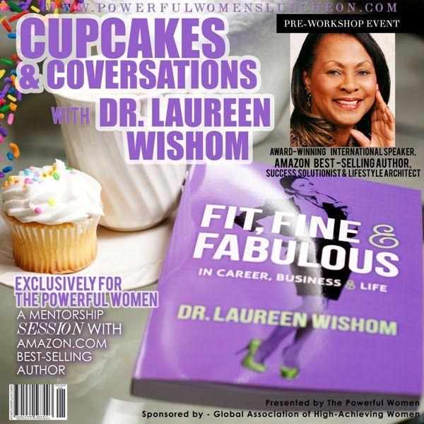 DrLaureen.com Coffee, Cupcakes & Conversation DETROIT