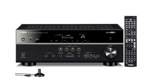 Amazon.com  Yamaha RX V475 5.1 Channel Network AV