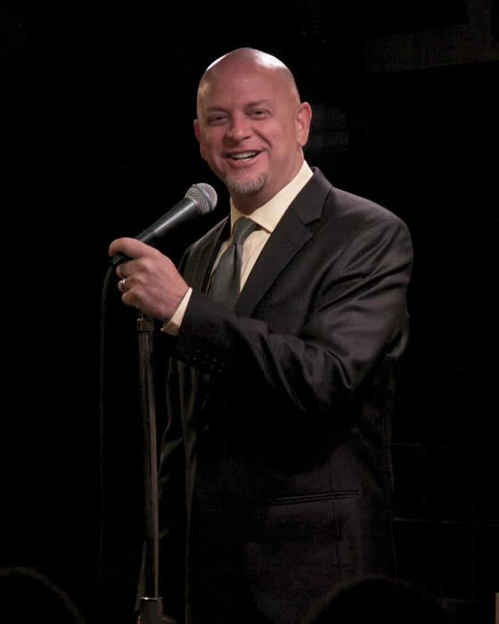 Award Winning Comedian Don Barnhart Host Seminar