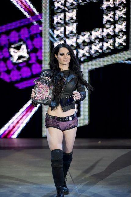 WWE Diva Paige