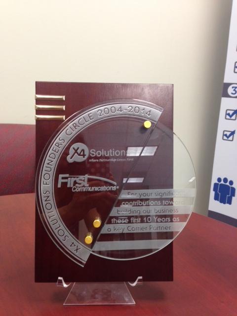 Founder's Circle Award