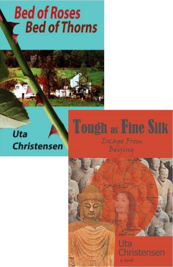 Novels by Uta Christensen