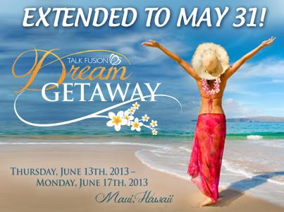 2014 Talk Fusion Dream Getaway