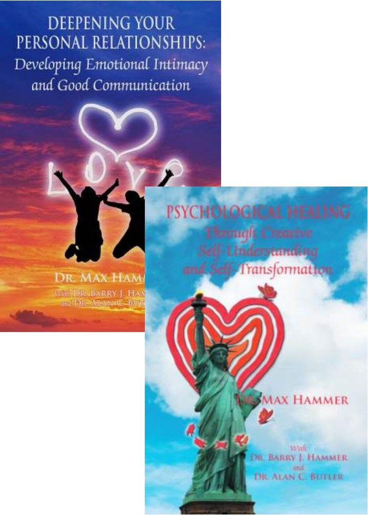 Books by Dr. Max Hammer