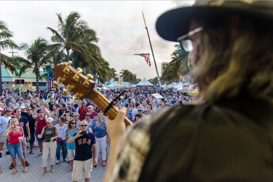 4th of July Concert in Delray Beach