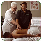 Massage School Training