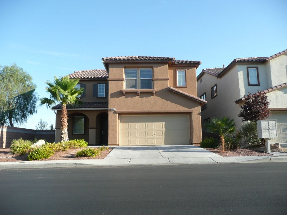 North Las Vegas short sale home