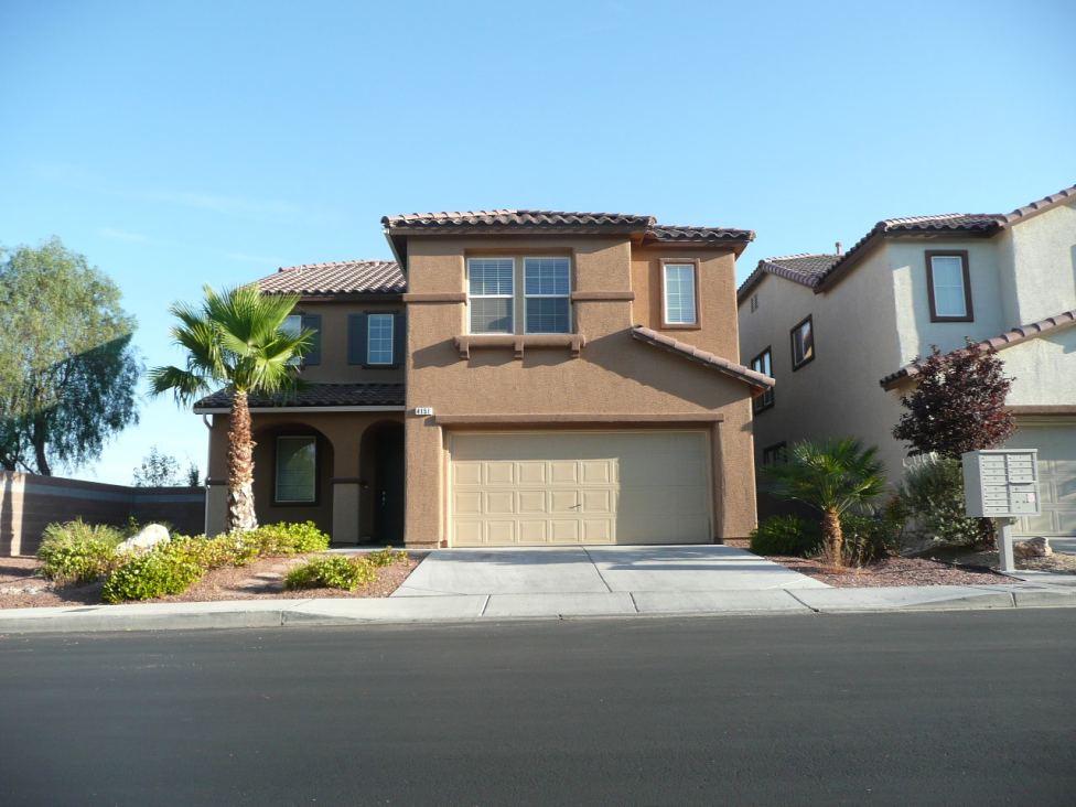 North Las Vegas short sale home