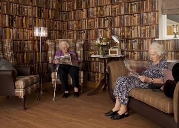 Shackletons care home furniture