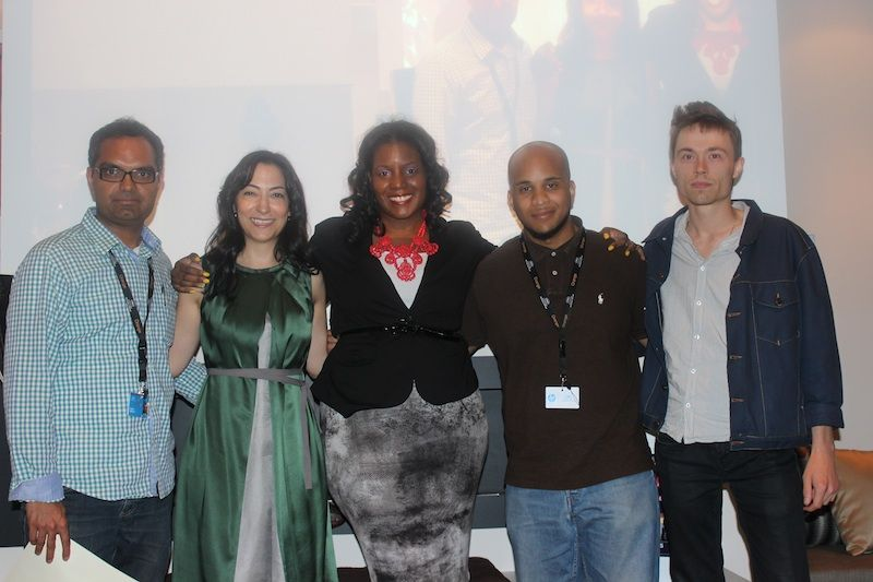 2014 Diversity in Cannes Short Film Showcase & Awards