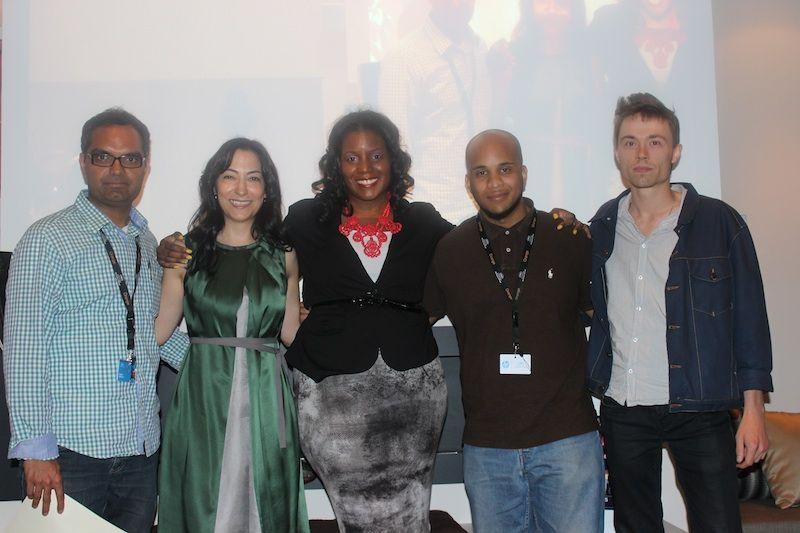 2014 Diversity in Cannes Short Film Showcase & Awards