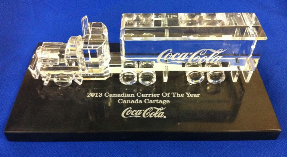 Canadian Carrier of the Year Award 2014