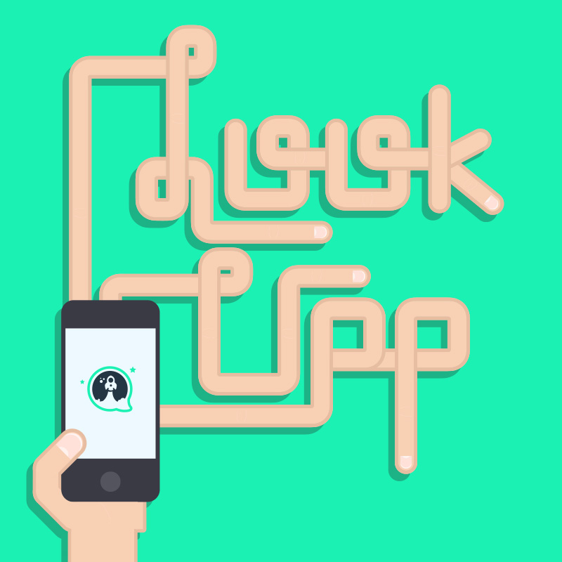 LookUpp:  Keep Your Eyes on the Road