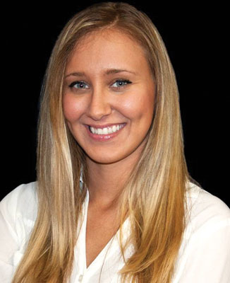 Holly Mayfield,  Marketing Coordinator, The Marx Group