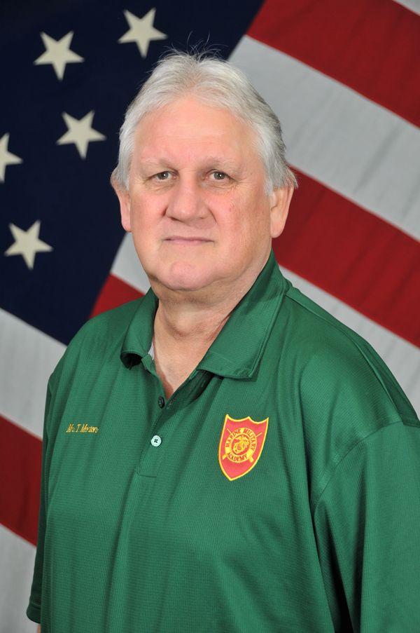 Coach Tom Morton