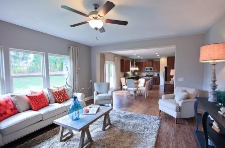 Acadia's Sawyer Farms Boasts Roomy Living Spaces and Four-Sides Brick Exteriors