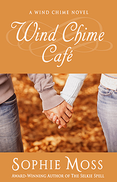 Wind Chime Café by award-winning author Sophie Moss