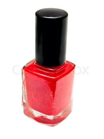 Nail polish hazardous materials UN1263 Paint class
