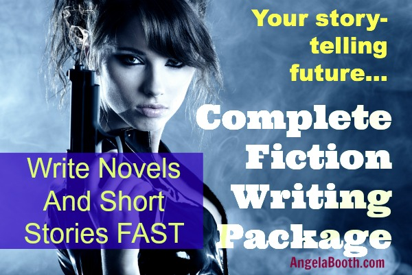Complete Fiction Writing Package